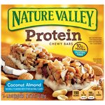 Nature Valley Protein Coconut Almond Chewy Bars