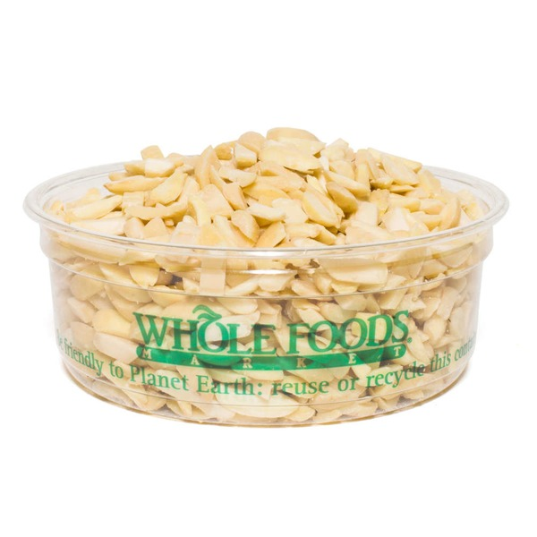 Whole Foods Market Slivered Blanched Almonds