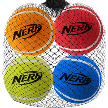 NERF DOG 2.5 Squeak Tennis Balls