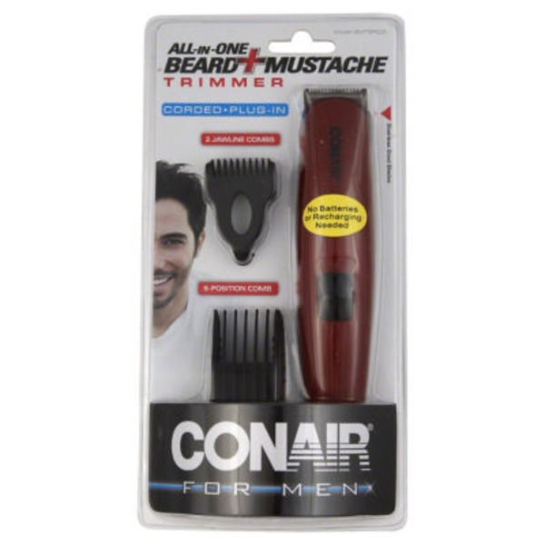 Conair All-in-One Beard + Mustache Trimmer