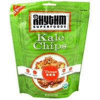 Rhythm Superfoods Texas BBQ Kale Chips