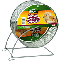Wild Harvest 7 Metal Pet Activity Wheel