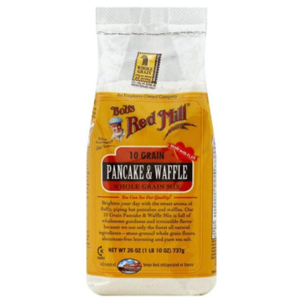 Bob's Red Mill 10 Grain Pancake & Waffle Mix