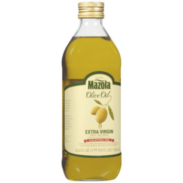 Mazola Extra Virgin 100% Natural Olive Oil