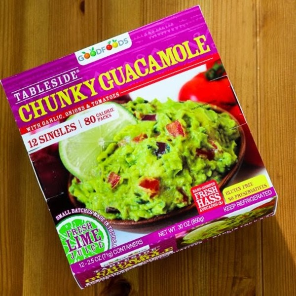 Feel Good Foods Guacamole Singles