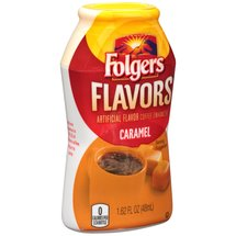 Folgers Flavors Caramel Coffee Enhancer