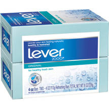 Lever 2000 Original Perfectly Fresh Deodorant Soap