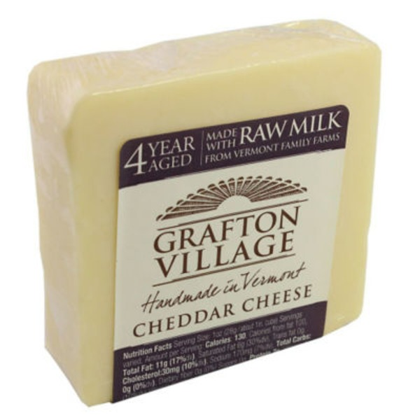 Grafton 4 Year Aged Cheddar