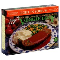 Amy's Veggie Loaf Mashed Potatoes & Vegetables