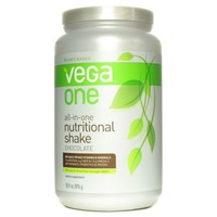 Vega One All-In-One Nutritional Shake Chocolate Drink Mix