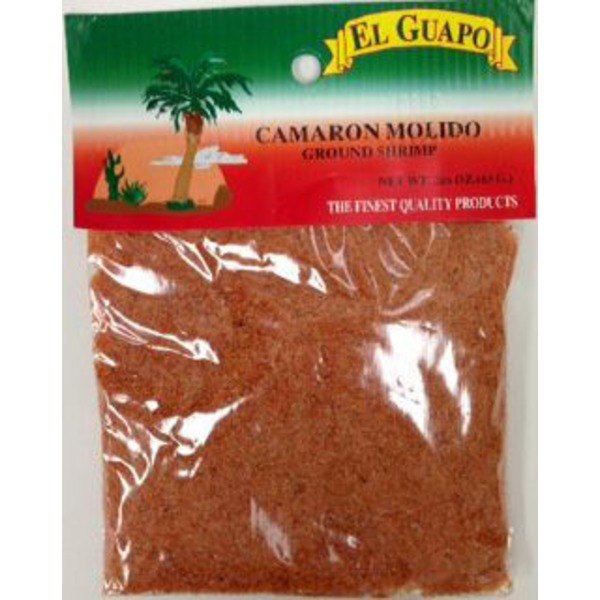 El Guapo Camaron Molido (Ground Shrimp)