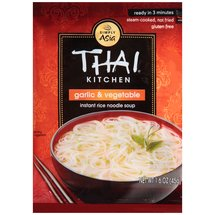Thai Kitchen Tk Garlic & Vegetable Inst Noodle Instant Rice Noodle Soups