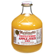 Martinelli's Gold Medal Apple Juice Unfiltered 100% Pure