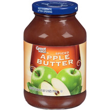 Great Value Spiced Apple Butter