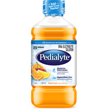 Pedialyte Fruit Flavor Oral Electrolyte Maintenance Solution