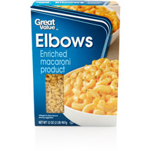 Great Value Elbow Pasta