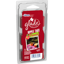 Glade Apple Tree Picnic Wax Melts Refills