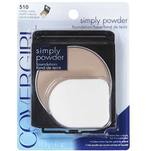CoverGirl Simply Powder Foundation Classic Ivory 510