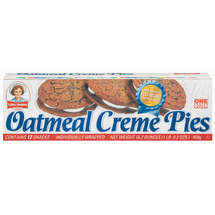 Little Debbie Oatmeal Creme Pies 12 Ct