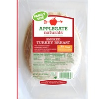 Applegate Natural Smoked Turkey Breast - Family Size