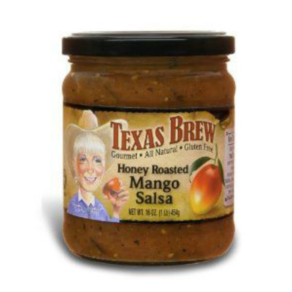 Texas Brew Honey Roasted Chipotle Salsa