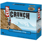 CLIF Crunch Chocolate Chip Granola Bar