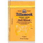 Tillamook Deli Sliced Colby Jack Natural Cheese Slices