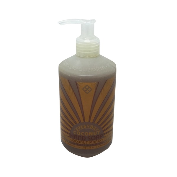 Alaffia Everyday Coconut Hand Soap Coconut Mango