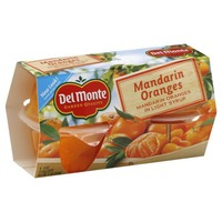 Del Monte in Light Syrup Mandarin Oranges