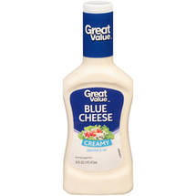 Great Value Blue Cheese Dressing & Dip