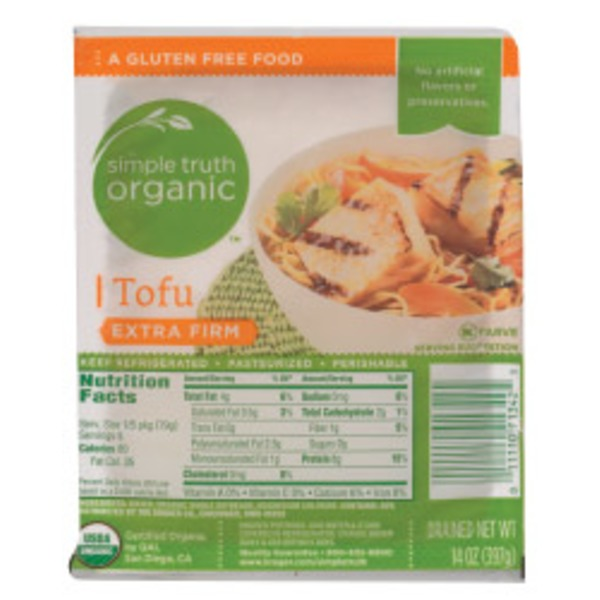 Simple Truth Organic Extra Firm Tofu