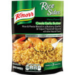 Knorr Rice Sides Rice Side Dish Creole Garlic Butter