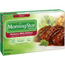 Morningstar Farms Hickory BBQ Veggie Riblets