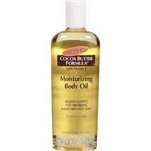 Palmer's Cocoa Butter Formula Lightly Scented Fast Absorbing With Vitamin E Moisturizing Body Oil