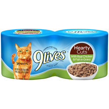9 Lives Tender Slices W/Real Chicken In Gravy Cat Food