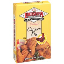 Louisiana Fish Fry Products Seasoned Chicken Fry