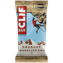 Clif Coconut Chocolate Chip Each