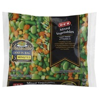 H-E-B Frozen Mixed Vegetables