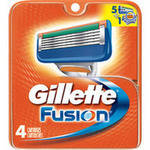 Gillette Fusion Refill Cartridges