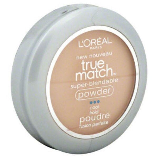 True Match Super-Blendable Powder C2 Natural Ivory Foundation