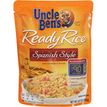 Uncle Ben's Ready Rice Spanish Style