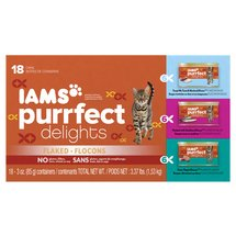 Iams Purrfect Delights 18-Can Variety Pack Canned Cat Food