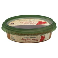 Central Market Spicy Texas Hummus With Ancho Chile Pepper