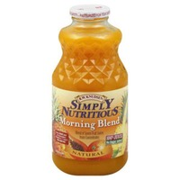 R.W. Knudsen Family Simply Nutritious 100% Juice Morning Blend