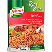 Knorr Side Dishes: Beef Rice Sides
