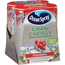 Ocean Spray Cran' Energy Cranberry Energy Juice Drinks