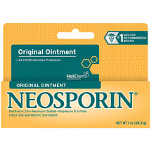 Neosporin Antibiotic Ointment Original oz