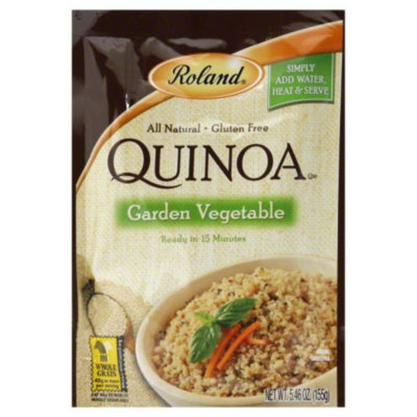 Roland Quinoa Garden Vegetable