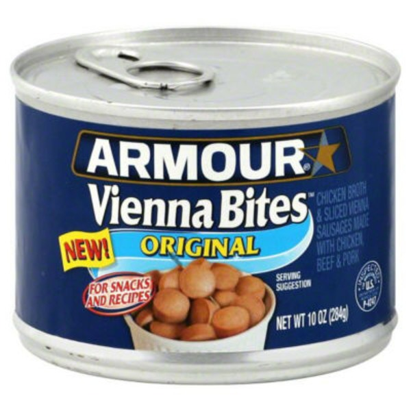Armour Original Vienna Bites