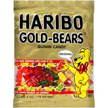 Haribo Original Gold Bears Gummi Candy